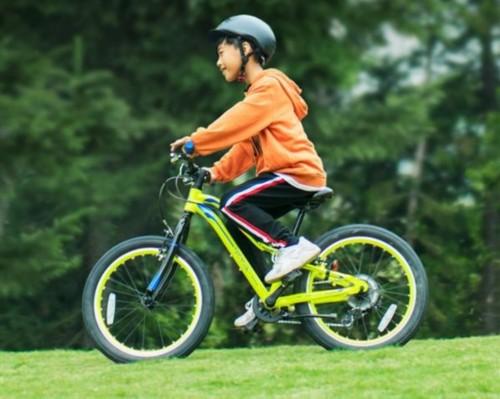 小米生态链企业推出一款小学生山地自行车 售价799元